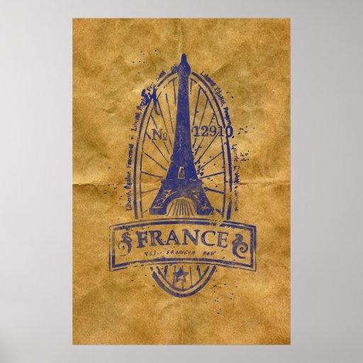 Poster de Francia