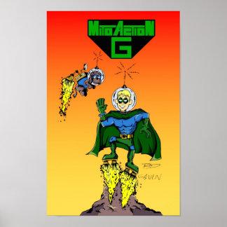 Poster de G de la Mito-Acción