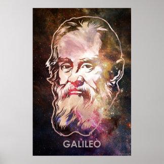 Poster de Galileo