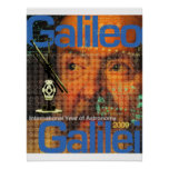 Poster de Galileo Galilei