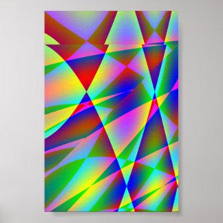 Poster de Geo del arco iris