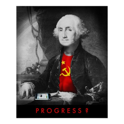 Poster de George Washington