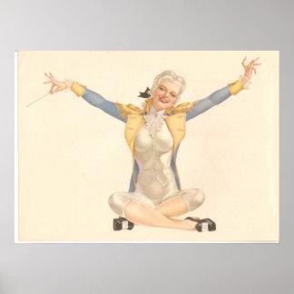 Poster de Georgette Washington