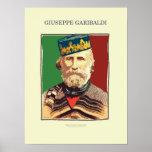 Poster de Giuseppe Garibaldi