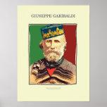 Poster de Giuseppe Garibaldi Póster