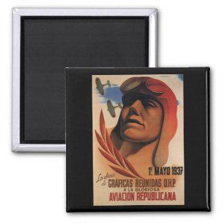 Poster de Grbficas Reunidas_Propaganda de los Imán Cuadrado