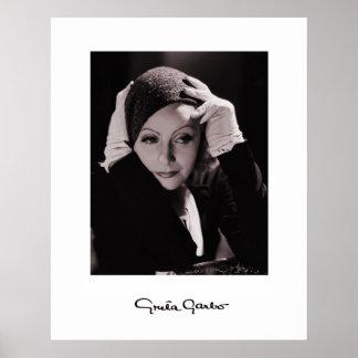 Poster de Greta Garbo