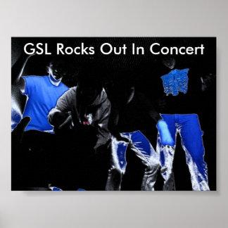 Poster de GSL
