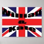 Poster de Guillermo y de Kate