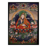 Poster de Guru Rinpoche