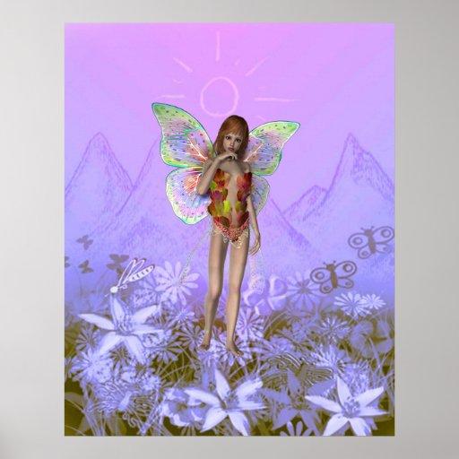 Poster de hadas del faerie A PARTIR del 14,95