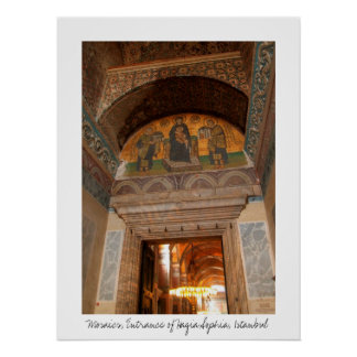 Poster de Hagia Sophia