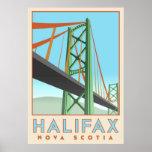 Poster de Halifax Deco
