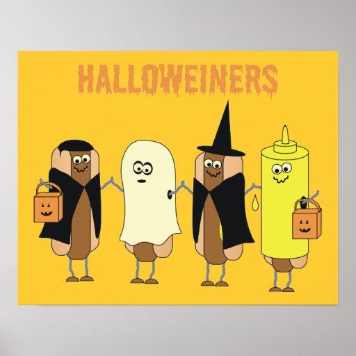 Poster de Halloweiners