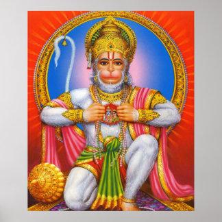 Poster de Hanuman