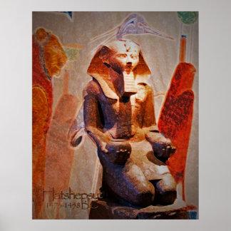 Poster de Hatshepsut