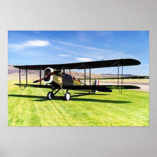 Poster de Havilland DH-4