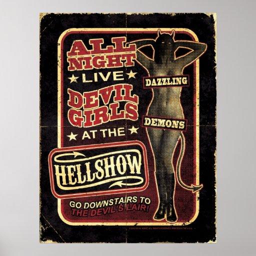 Poster de Hellshow