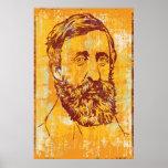 Poster de Henry David Thoreau