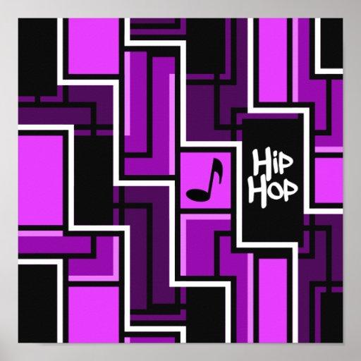 Poster de Hip Hop