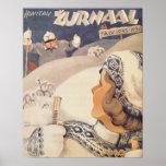 Poster de Huvitav Zurnaal