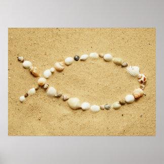 Poster de Ichthys del Seashell