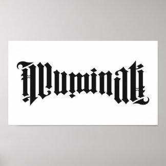 Poster de Illuminati