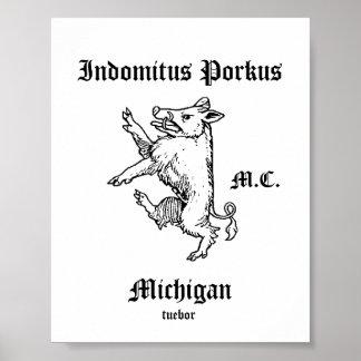 Poster de Indomitus Porkus