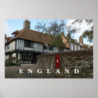 Poster de Inglaterra