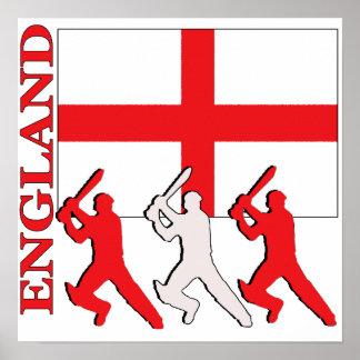 Poster de Inglaterra del grillo