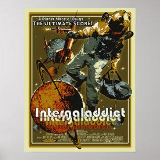 Poster de Intergaladdict