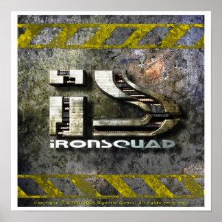 Poster de IronSquad Póster