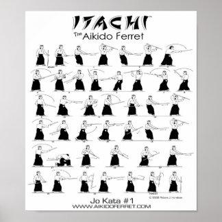 Poster de Itachi Jo KATA #1