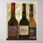 Poster de Italiano del vino