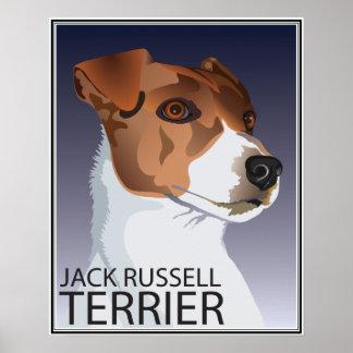 Poster de Jack Russell Terrier