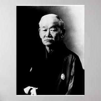 Poster de Jigoro Kano