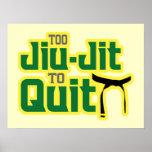 Poster de Jiu Jitsu