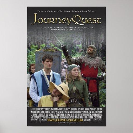 Poster de JourneyQuest