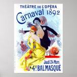 Poster de Julio Cheret Carnaval