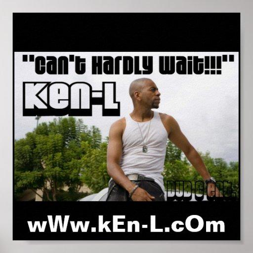 poster de kEn-l