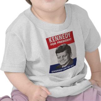 Poster de Kennedy Camiseta