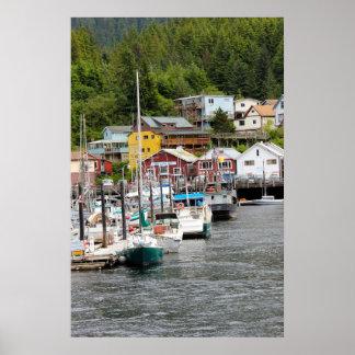 Poster de Ketchikan Alaska