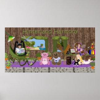 Poster de KLeighE y de Dharma