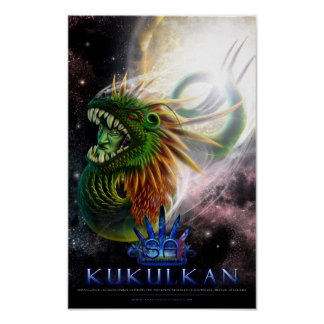 Poster de Kukulkan