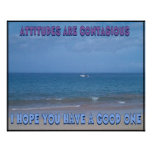 Poster de la actitud positiva