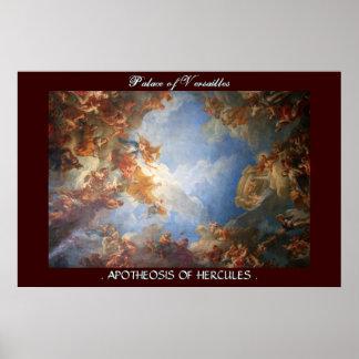 Poster de la alegoría de Hércules