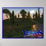 Poster de la alfa de las visiones