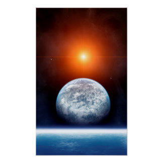 Poster de la alineación de Astro