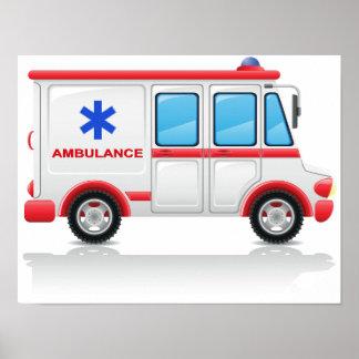 Poster de la ambulancia