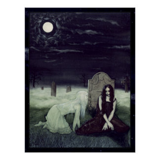 Poster de la aparición del claro de luna